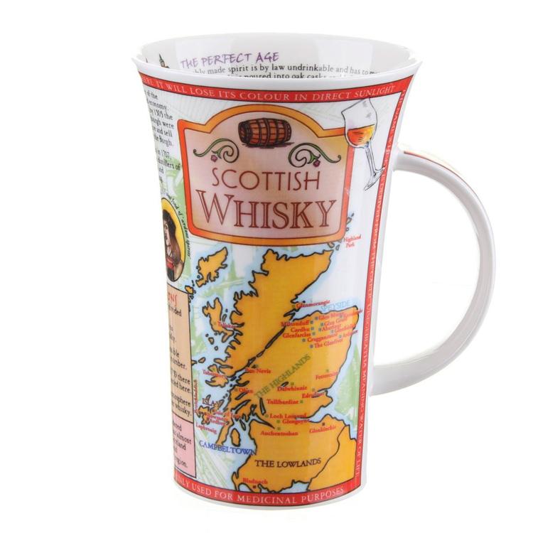 Mug Glencoe Scottish Whisky // Edelweiss Imports